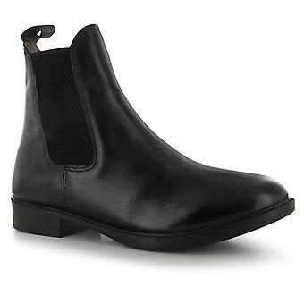 Harry Hall Kids Silvio Jod Bt Junior Boys Ankle Horse Riding Boots Footwear