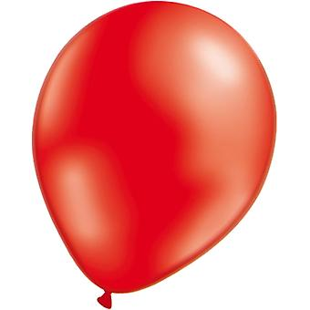 Luftballons rot 25-pack