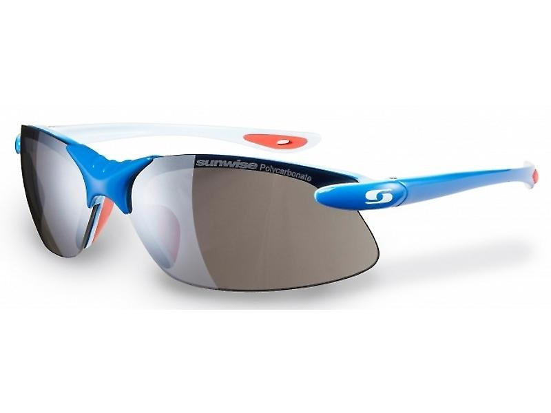 Sunwise Windrush Interchangeable Sunglasses (Blue)