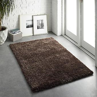 Chicago Chocolate  Rectangle Rugs Plain/Nearly Plain Rugs