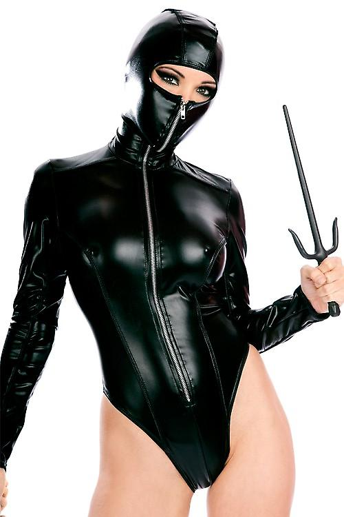 Waooh 69 - Set Catwoman Latex catseyes
