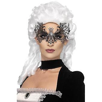 Black Widow Web Eyemask,