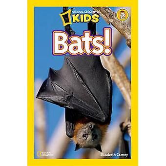 Bats by Elizabeth Carney - 9781426307102 Book