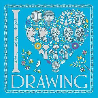 I Heart Drawing by Beth Gunnell - Beth Gunnell - 9781780554143 Book