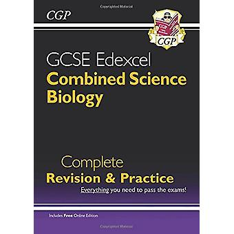New Grade 9-1 GCSE Combined Science - Biology Edexcel Complete Revisio