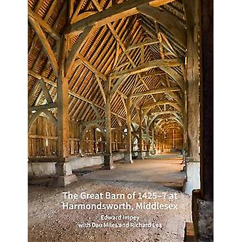 The Great Barn of 1425-7 at Harmondsworth - Middlesex by Edward Impey