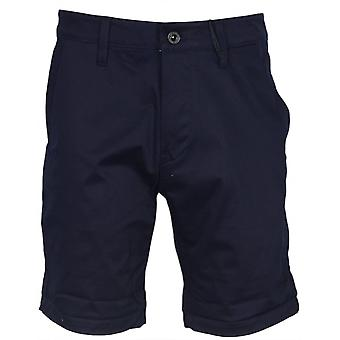G-Star Bronson Straight Fit Mazarine Blue Shorts