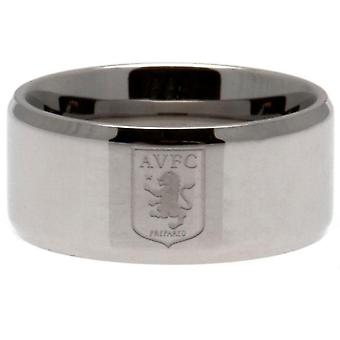 Aston Villa FC Band Ring