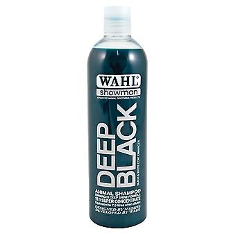 Wahl Deep Black Shampoo 500ml