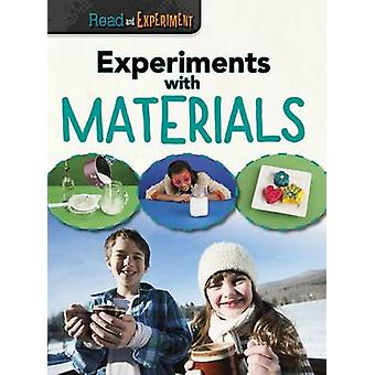 Experiments with Materials by Isabel Thomas - 9781406297935 Book