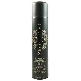 Revlon Orofluido hair spray medium hold hairspray 300 ml