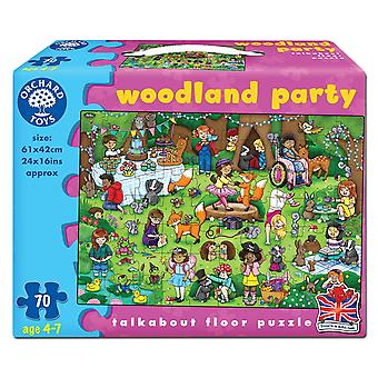 Orchard Toys Wald Party Jigsaw Puzzle