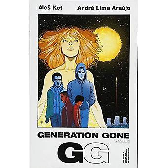 Generation gået bind 1