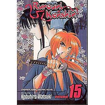 Rurouni Kenshin: Volume 15