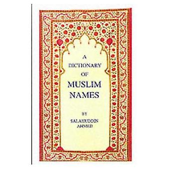 A Dictionary of islamitische namen