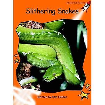 Slingrande ormar: Nivå 1: flyt (röd raket läsare: facklitteratur uppsättning B).