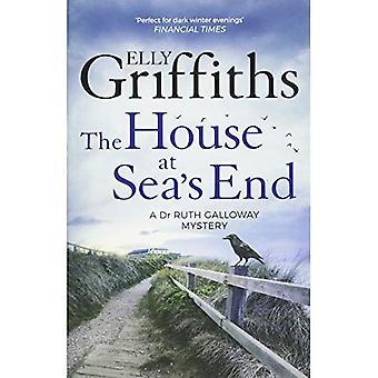 Extremo de la casa en el mar: los misterios de la Dr. Ruth Galloway 3 - los misterios de la Dr. Ruth Galloway