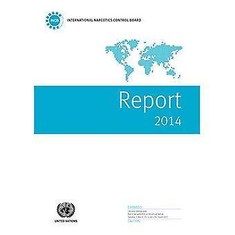 Rapport från den Internationella narkotikakontrollstyrelsen för 2014