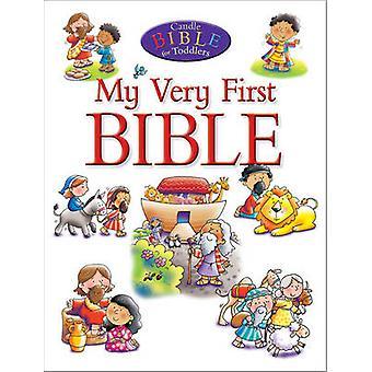 My Very First Bible by Juliet David - Helen Prole - 9781781281697 Book