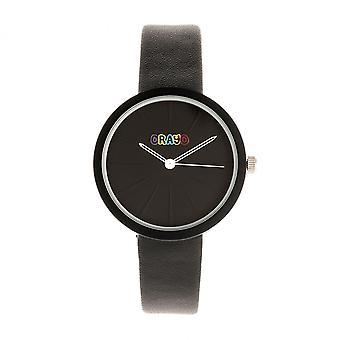 Crayo Blade Unisex Watch - Black
