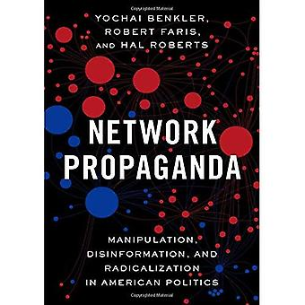 Propaganda sieci: Manipulacji, dezinformacji i radykalizacji postaw w polityce amerykańskiej