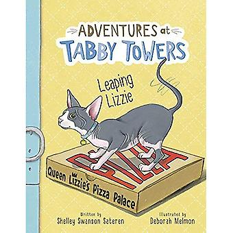 Adventures at Tabby Towers:� Leaping Lizzie