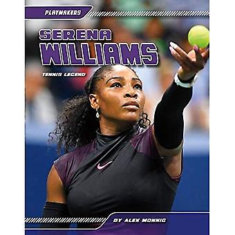 Serena Williams: Tennis Legend (Playmakers Set 6)