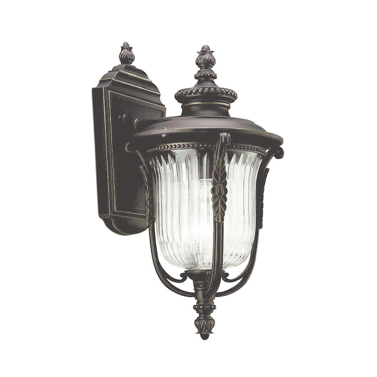 Luverne de plein air KL LUVERNE2 petit lanterne murale - Elstead lumièreing Kl   Luverne2   KL LUVERNE2 S