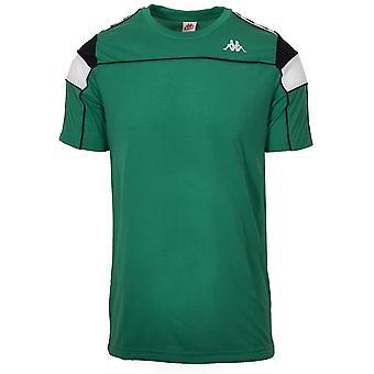 Kappa Kappa Green Logo T-Shirt