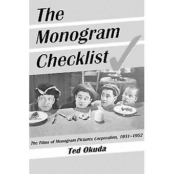 Monogram Lista kontrolna - filmy Monogram Pictures Corporation-