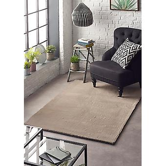 Lustrous Mink  Rectangle Rugs Plain/Nearly Plain Rugs