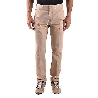 Hugo Boss Beige Cotton Pants