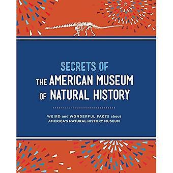 Geheimen van het American Museum of Natural History: Weird en prachtige feiten over het Natuurhistorisch Museum van Amerika