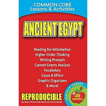 Ancient Egypt Common Core Lessons & Activities by Carole Marsh - 9780