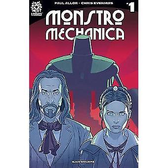 MONSTRO MECHANICA VOL. 1 TPB by MONSTRO MECHANICA VOL. 1 TPB - 978193