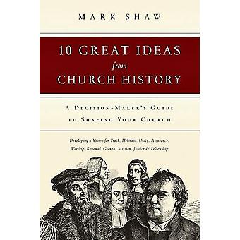 10 Great Ideas from Church History by Mark Shaw - 9780830816811 Book