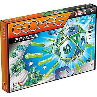 Geomag 464 Classic Panels 192 Pcs Building Set - Blue & Green