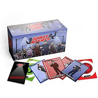 Shady Agents Card Game