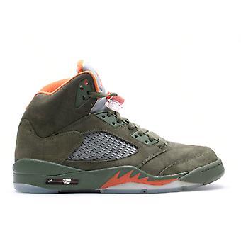 Air Jordan 5 Olive - 314259-381 - Shoes