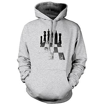 Kids Hoodie - Batman Chess Game