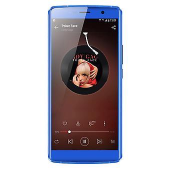 Leagoo poder 5 Android 6 pulgadas smartphone - dual, 6gb ram, 64gb rom, mtk6763, octa core, 7000mah, carga inalámbrica - azul