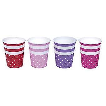 Jabadabado Pink Party Cup (baby's en kinderen, kostuums)