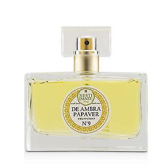 Nesti Dante De Ambra Papaver Essence De Parfum Spray N.9 - 100ml/3.4oz