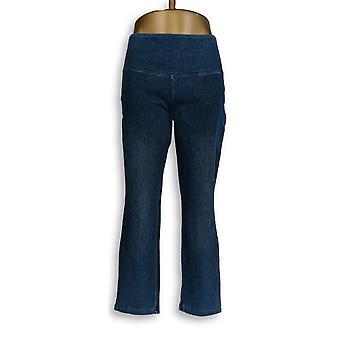 Women With Control Women's Jeans Petite SP Tummy Control Prime Blue A294266