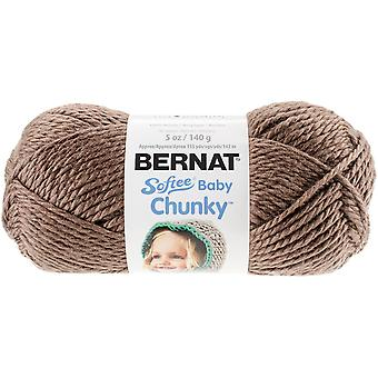Softee Baby Chunky Yarn-Teddy brun 161196-96016