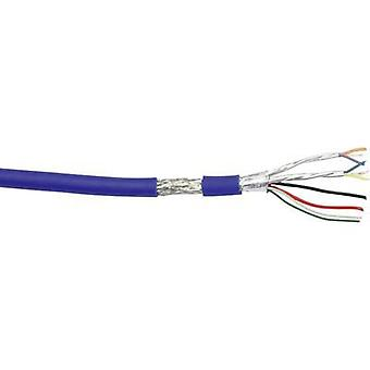 USB cable 8 x 0.08 mm² Blue U3Z500 Sold per metre
