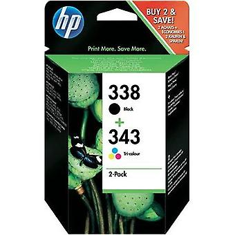 HP Ink Original Set Black, Cyan, Magenta, Yellow SD449EE