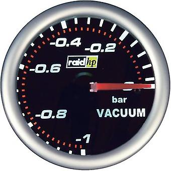 raid hp Vacuum Gauge -1 to 0 bar 12V