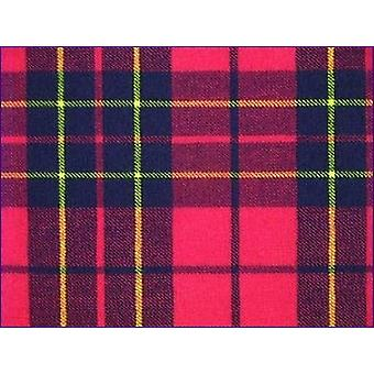 Brodie Red, Modern - Pure Wool Tartan