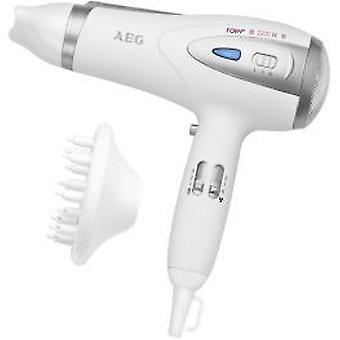 AEG Htd 5584 White / metallic (Woman , Hair Care , Appliances , Hair Dryers)